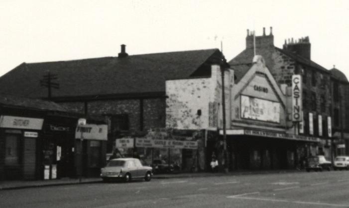 Mint casino glasgow sauchiehall street