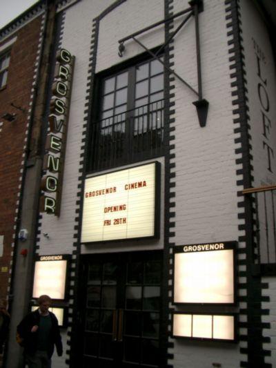 Grosvenor Cinema Hillhead Glasgow