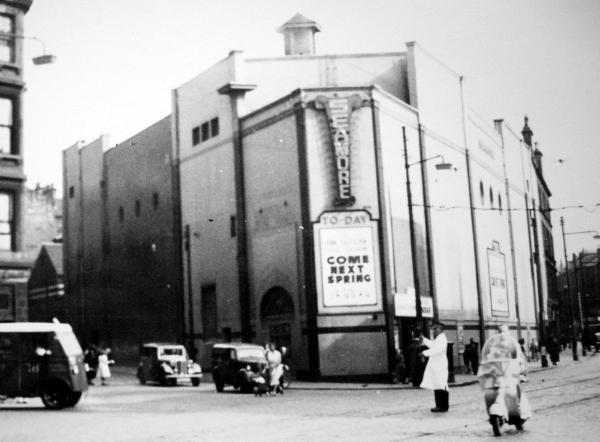 Glasgow Cinemas Seamore Cinema Maryhill Road