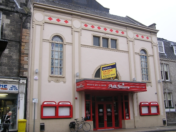 Cinema Dunfermline 70