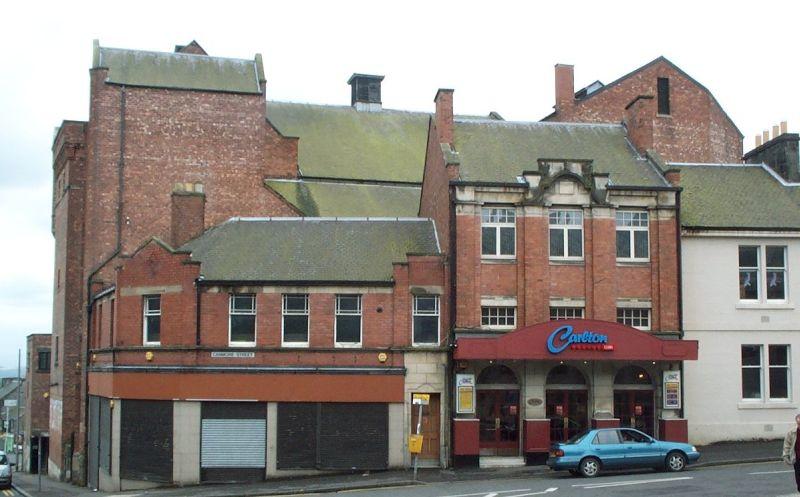 Cinema Dunfermline 13