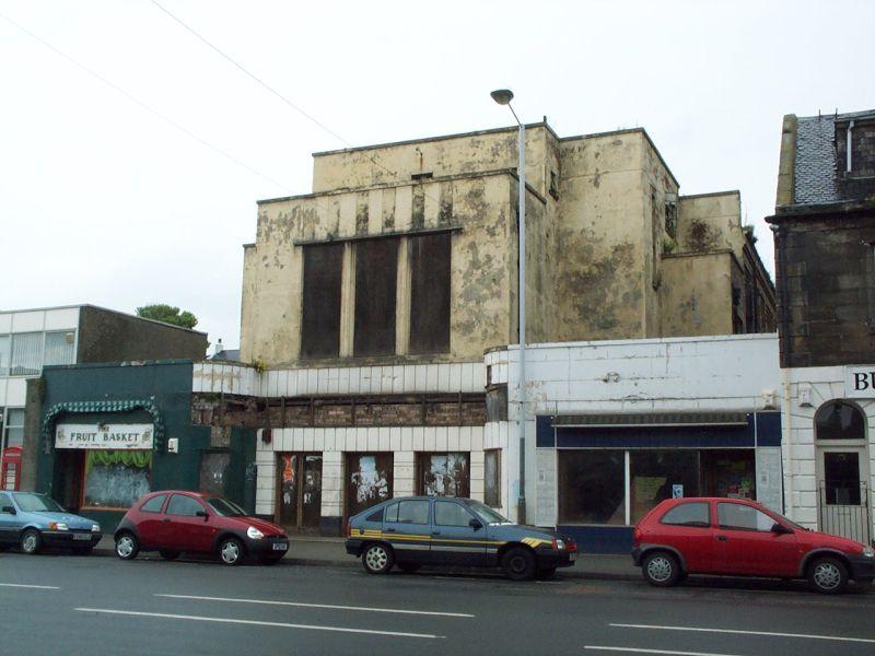 Former Palace Cinema Burntisland