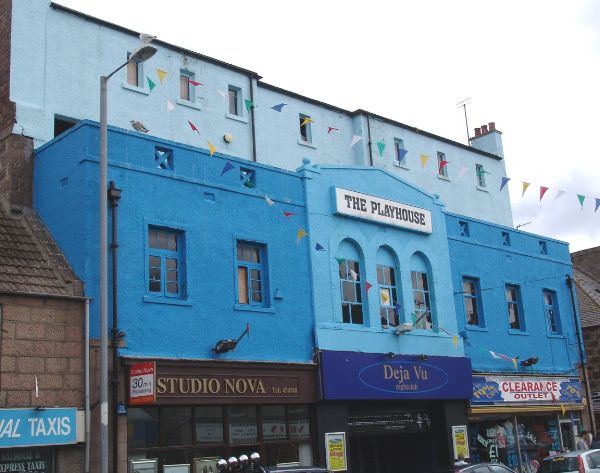 Peterhead cinema