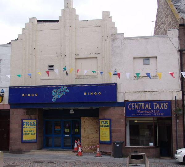 Peterhead cinema